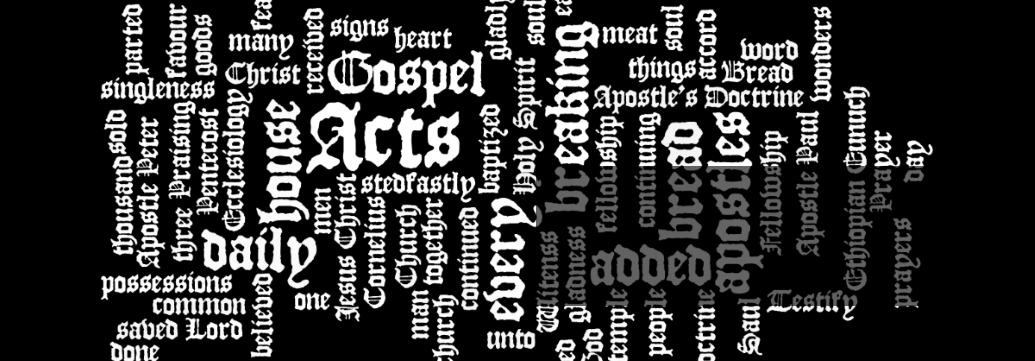 An Exposition of the Book of Acts